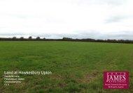 Land at Hawkesbury Upton - Farming