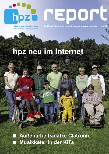 Report HPZ - HPZ - Krefeld