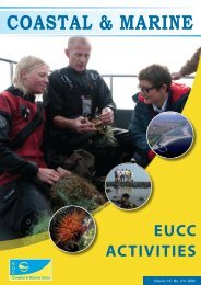 COASTAL & MARINE - EUCC