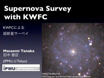 Supernova Survey