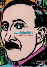 zweigherbst - Stefan Zweig Centre Salzburg