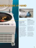 pure kneewell processing power heraeus® multifuge® 4 kr - Page 5