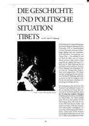 Heft 26 Tibet & Buddhismus - Tibetisches Zentrum ev