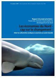 Les économies du Nord – Cap sur le changement - Focusnorth