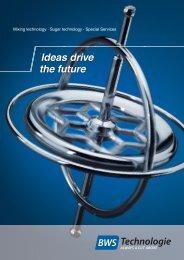Download brochure - BWS Technologie GmbH