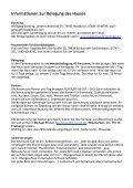 Technische Hinweise - Seite 2
