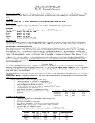 Registration Agreement 2013-2014 - South Suburban Parks and ...