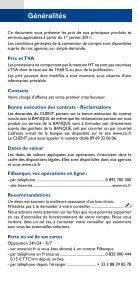 Prix de nos produits et services aux Professionnels et ... - CIC - Page 2
