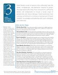 Great Governance - Alliance for Advancing Nonprofit Health Care - Page 6