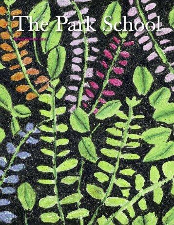 Spring Bulletin 2012 - The Park School