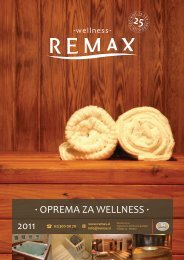 · OPREMA ZA WELLNESS · 2011