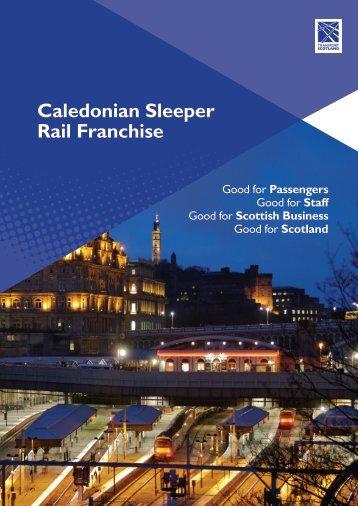 Caledonian Sleeper Briefing v5