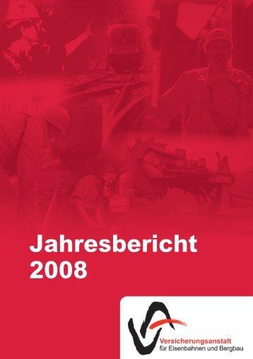 Jahresbericht 2008 - VAEB