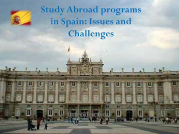 Study abroad challenges