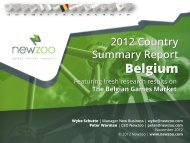 Belgium Summary Report - Newzoo