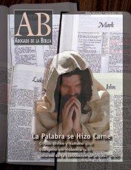 La Palabra se Hizo Carne Cristo - The Bible Advocate Online