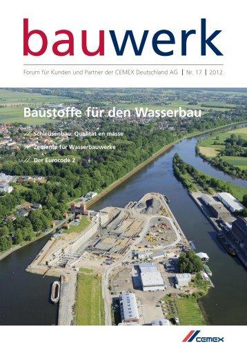 Nr. 17 / Oktober 2012 - Cemex Deutschland AG