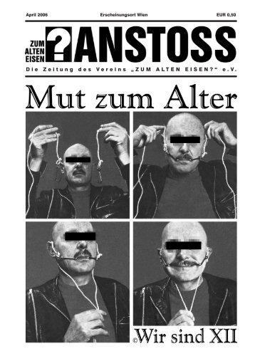 Ausgabe vom April 2006 - Zum alten Eisen