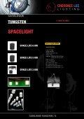 TUNGSTEN - cherokee luz lighting - Page 7