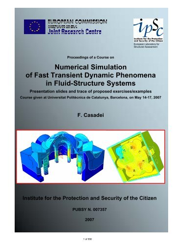 Download full text - European Laboratory for Structural Assessment