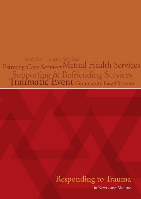 Responding to Trauma in Newry and Mourne - Initiative for Conflict ...