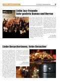 Die Mobiliar – seit 180 Jahren in Basel vertreten ... - Em Bebbi sy Jazz - Page 7