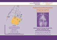Patienteninformation Angiographie - Regionalverbund kirchlicher ...