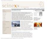 scinexx | Wer mindert wie viel?: Der Kampf um die Prozente