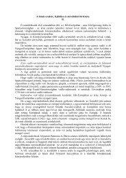 A lónak eredete, fejlődése és mívelődési története. III ...
