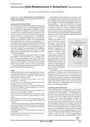 (Anti-)Kreationismus in Deutschland - Wort und Wissen