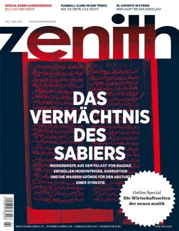 Download Ausgabe Mai/Juni 2013 - Zenith