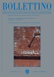 Novembre 2003 (pdf - 1.4 MB) - Ordine Provinciale dei Medici ...