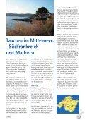Tauchen in Thüringen - eine neue Erfahrung - Tauchclub Triton ... - Seite 5