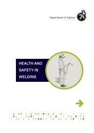 Health and Safety in Welding - DOL 10157 - Business.govt.nz