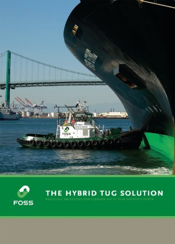 The Hybrid Tug Solution - Foss