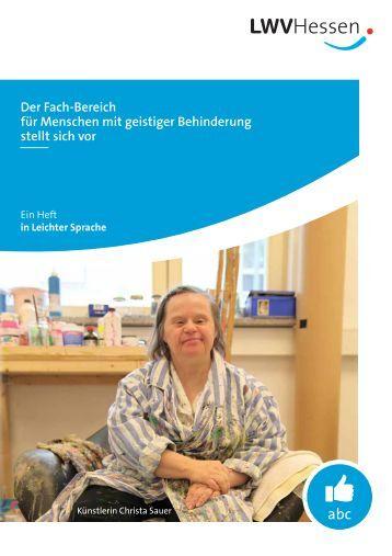 Partnersuche für menschen mit geistiger behinderung