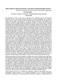 2000 BO scuolapolis - Norberto Bottani Website