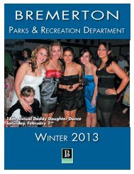 Winter 2013 Activity Guide (Single Pages).indd - City of Bremerton