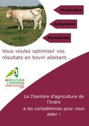 Appui technico-économique pour les éleveurs allaitants