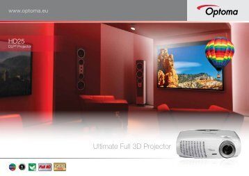 Ultimate Full 3D Projector