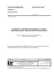 EN 1991-1-2 2002 AC - Standartizacijos departamentas prie AM