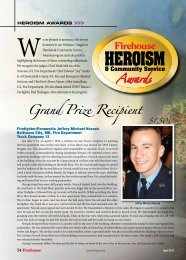 of the 2010 heroism & community service award recipients - Cygnus ...