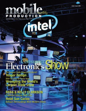 volume 1 issue 3 2008 - Mobile Production Pro