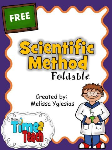 Scientific Method foldable - Cobb Learning