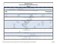 Schedule - Tuscola Intermediate School District