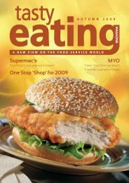One Stop 'Shop' for 2009 Supermac's MYO - Tasty Eating