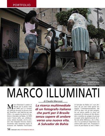 PORTFOLIO La ricerca multimediale di un fotografo italiano ... - PACC