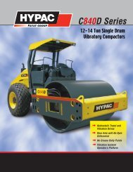 C840D Series - West Side Tractor Sales