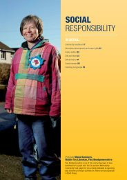 Social responsibility - The Co-operative Group - Sustainability ...