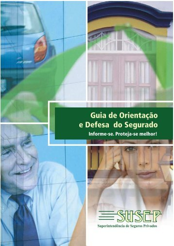 Guia de Orientação e Defesa do Segurado - Superintendência de ...